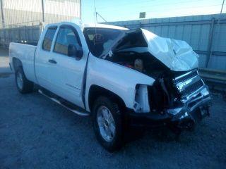 Chevrolet Silverado 1500 LT 2012