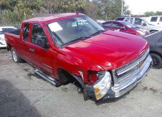 Chevrolet Silverado 1500 LT 2013