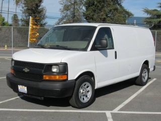Chevrolet Express 1500 2013