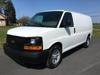 Chevrolet Express 1500 2014