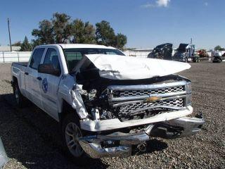 Chevrolet Silverado 1500 LT 2014