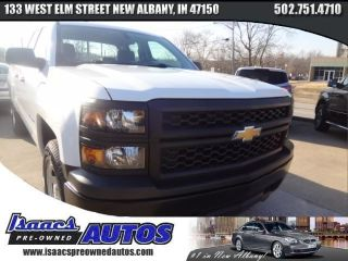 Used 2015 Chevrolet Silverado 1500 Work Truck in New Albany, Indiana