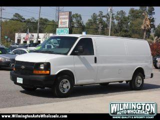 Chevrolet Express 2500 2012