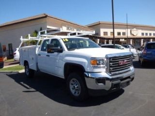 Used 2016 GMC Sierra 2500HD Base in San Luis Obispo, California