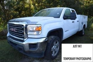 GMC Sierra 2500HD Base 2015