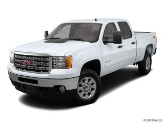 GMC Sierra 3500HD Work Truck 2013