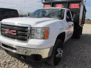 GMC Sierra 3500HD Work Truck 2012
