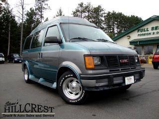 GMC Safari 1993