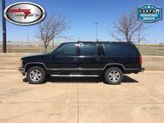 1993 GMC Suburban 1500
