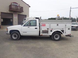 GMC Sierra 3500 2000