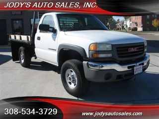 GMC Sierra 2500HD 2003