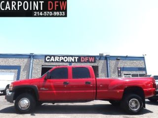 Used 2005 Gmc Sierra 3500 Sl In Dallas Texas
