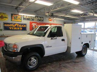 GMC Sierra 3500 2002