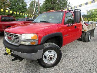 GMC Sierra 3500 SL 2001