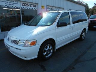 Used 2003 Oldsmobile Silhouette GLS in Springfield, Ohio