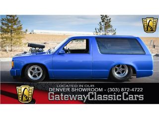 1988 GMC S-15 Jimmy