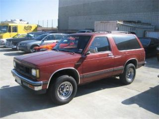 GMC S-15 Jimmy 1988