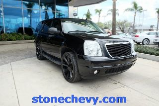 Used 2009 GMC Yukon SLT in Tulare, California
