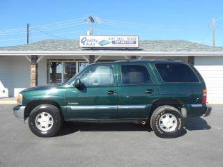 GMC Yukon SLE 2001