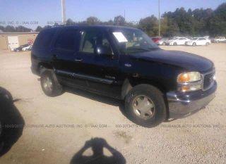 GMC Yukon 2004