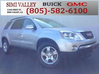 Used 2007 GMC Acadia SLT in Simi Valley, California