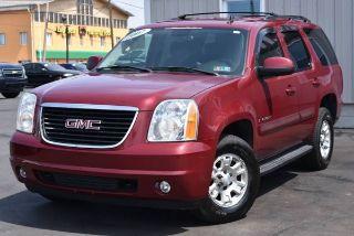 GMC Yukon SLT 2007