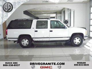 GMC Suburban 1500 1993
