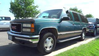 GMC Suburban 1500 1998