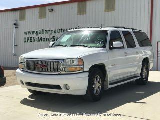 GMC Yukon XL 1500 2003