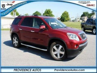 Used 2011 GMC Acadia SLT in Quarryville, Pennsylvania