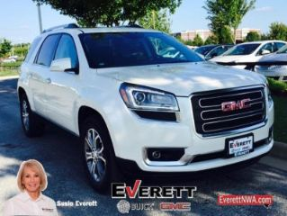 Used 2013 GMC Acadia SLT in Bentonville, Arkansas