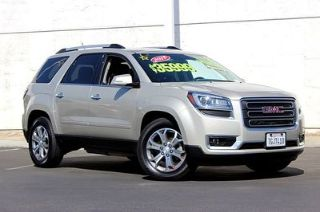 Used 2015 GMC Acadia SLT in Fresno, California