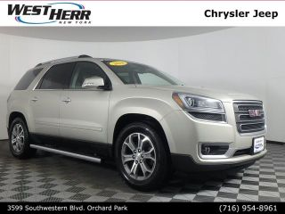 Used 2014 GMC Acadia SLT in Orchard Park, New York