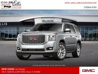 Used 2018 GMC Yukon Denali in Buford, Georgia