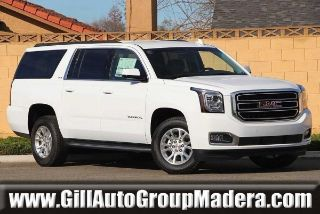 Used 2018 GMC Yukon XL SLE in Madera, California