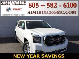 Used 2018 GMC Yukon XL SLE in Simi Valley, California