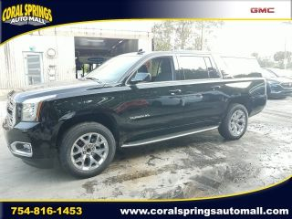 Used 2018 GMC Yukon XL SLE in Coral Springs, Florida