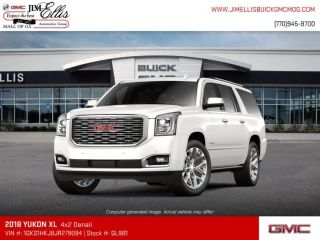 Used 2018 GMC Yukon XL Denali in Buford, Georgia
