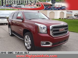 Used 2016 GMC Yukon SLT in Cadillac, Michigan