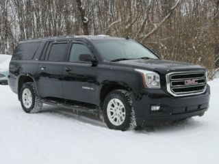 Used 2015 GMC Yukon XL SLE in Kalamazoo, Michigan