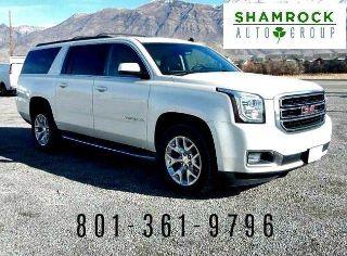 Used 2015 GMC Yukon XL SLE in Pleasant Grove, Utah