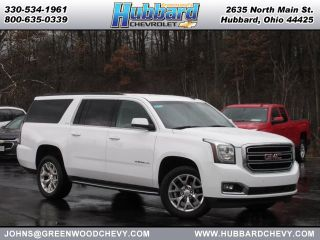 Used 2015 GMC Yukon XL SLE in Hubbard, Ohio