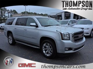 Used 2015 GMC Yukon XL SLE in Raleigh, North Carolina