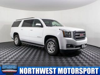 Used 2017 GMC Yukon XL SLT in Puyallup, Washington