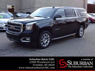 Used 2015 GMC Yukon XL SLT in Ferndale, Michigan