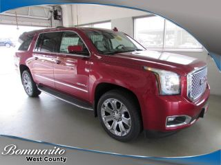 Used 2015 GMC Yukon XL 1500 in Ellisville, Missouri
