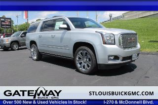 Used 2015 GMC Yukon XL 1500 in Hazelwood, Missouri