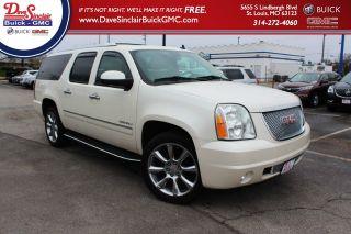 GMC Yukon XL 1500 2014