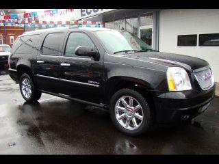 GMC Yukon XL 1500 2012