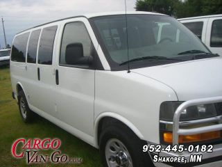 GMC Savana 1500 2011